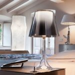 Flos_Miss_K_silver_table_lamp_in-situ
